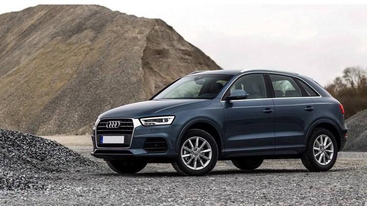 Audi Q3 в Крыму без водителя, фото 3