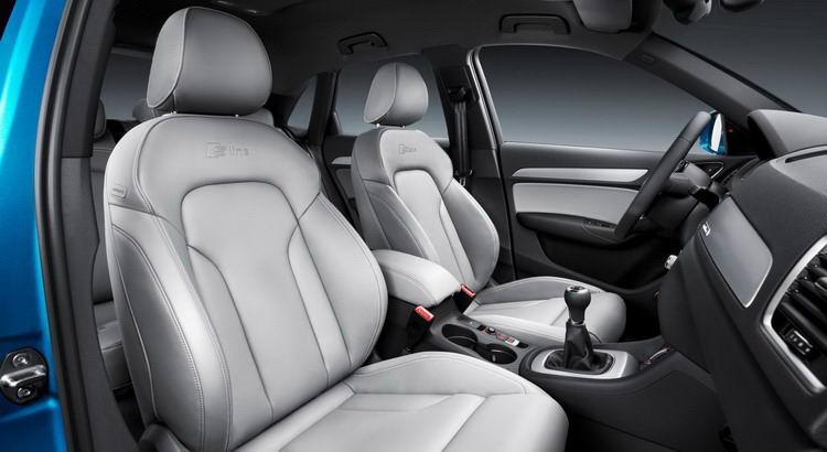 Прокат Audi Q3