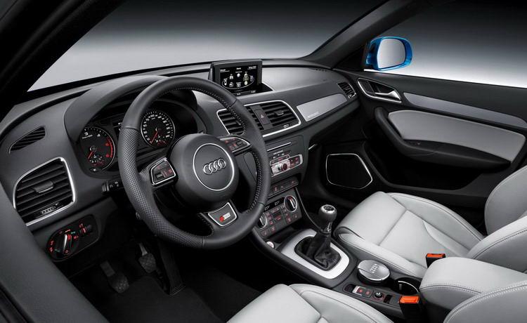 Audi Q3 в Крыму без водителя, фото 9