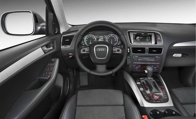 Audi Q5 фото 1