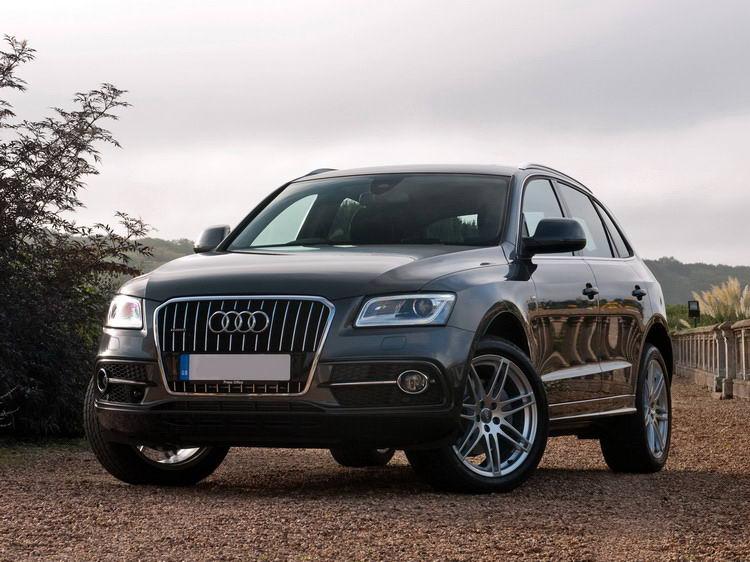 Audi Q5 фото 3
