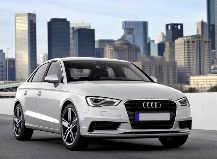Audi A3 фото 1