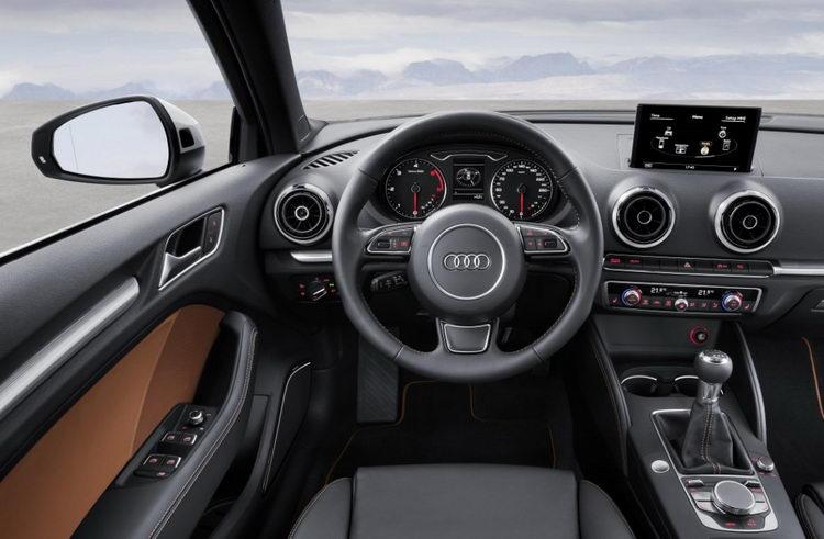 Audi A3 фото 3