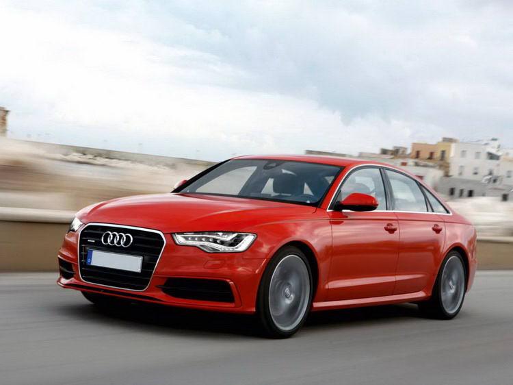 Прокат Audi A6