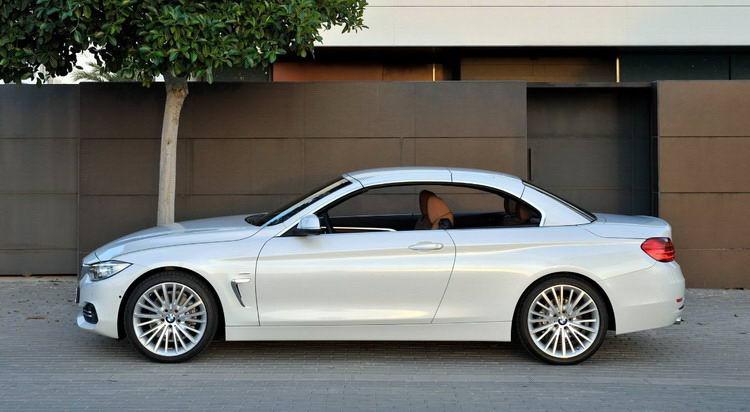 BMW 420 Cabrio фото 1