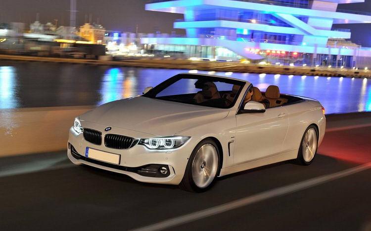 BMW 420 Cabrio фото 2