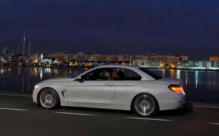 Аренда BMW 420 Cabrio