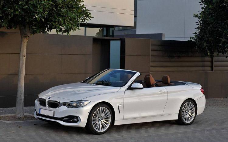BMW 420 Cabrio фото 4