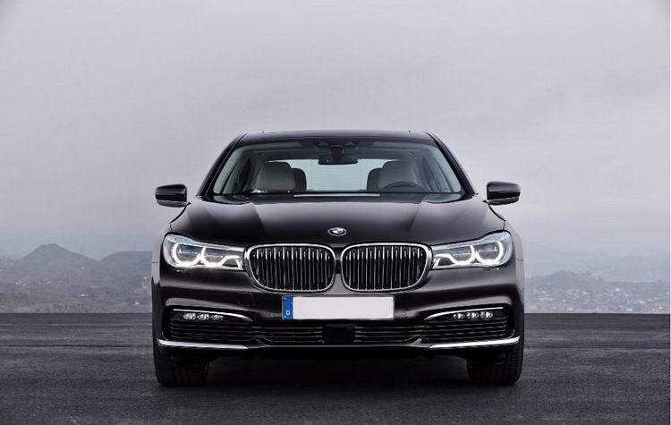 Прокат BMW 740i