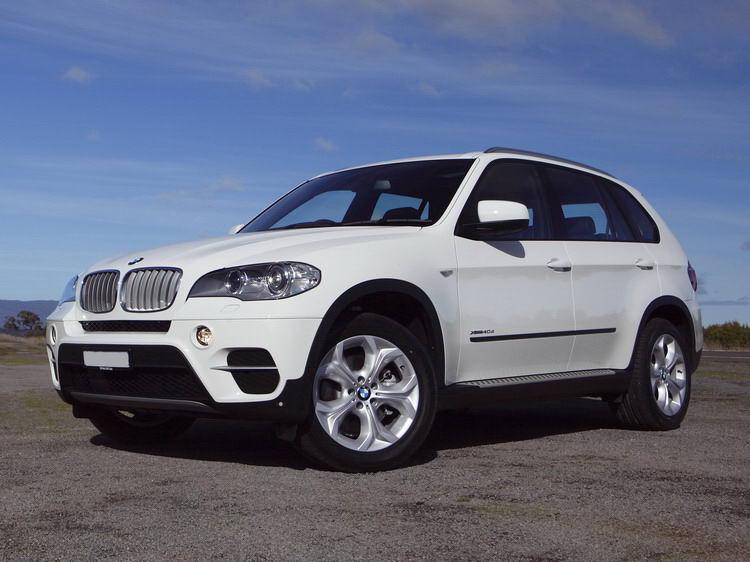 Прокат BMW X5