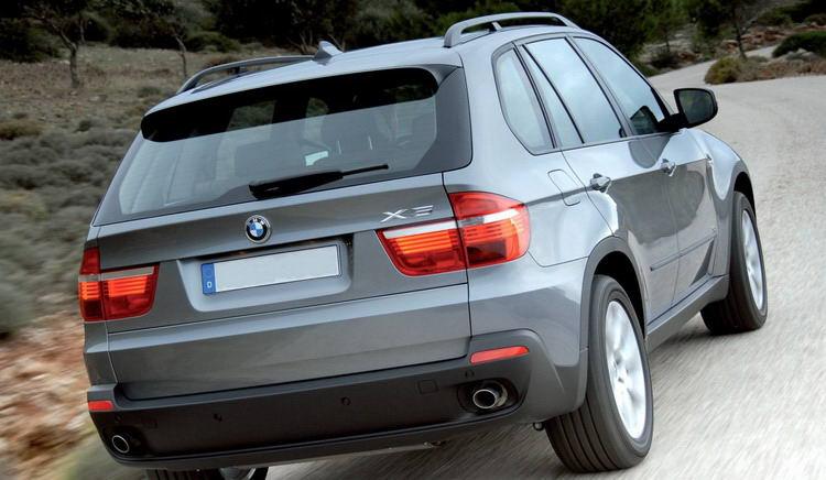 BMW X5, авто люкс класса фото 4