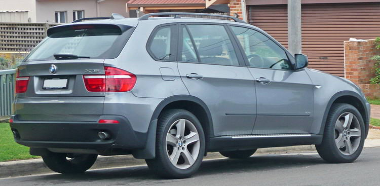 BMW X5, авто люкс класса фото 6