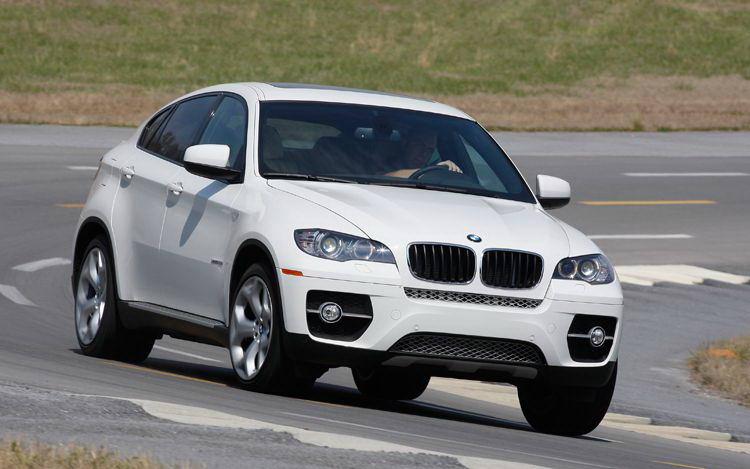 BMW X6 фото 3