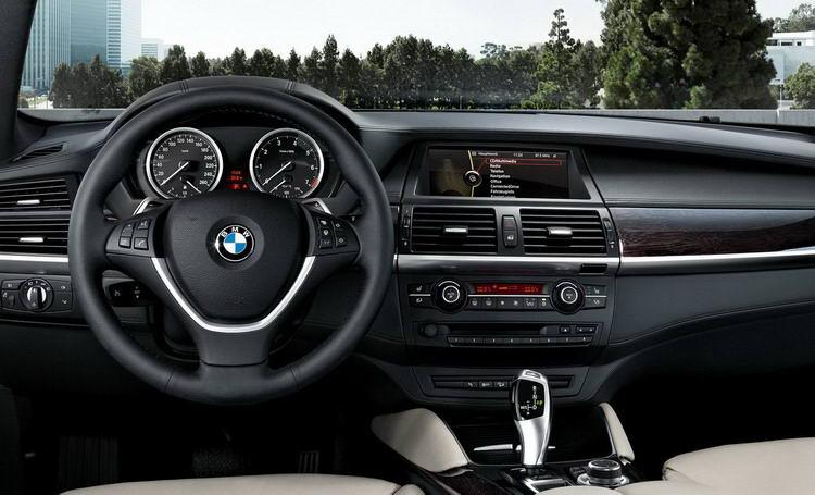 BMW X6 фото 4