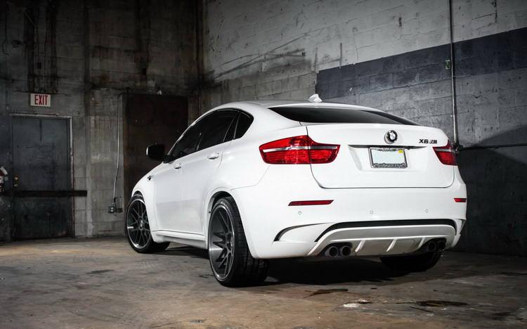 BMW X6 фото 5