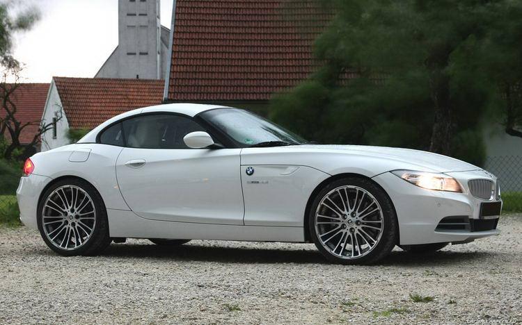 BMW Z4 кабриолет спортивный фото 2