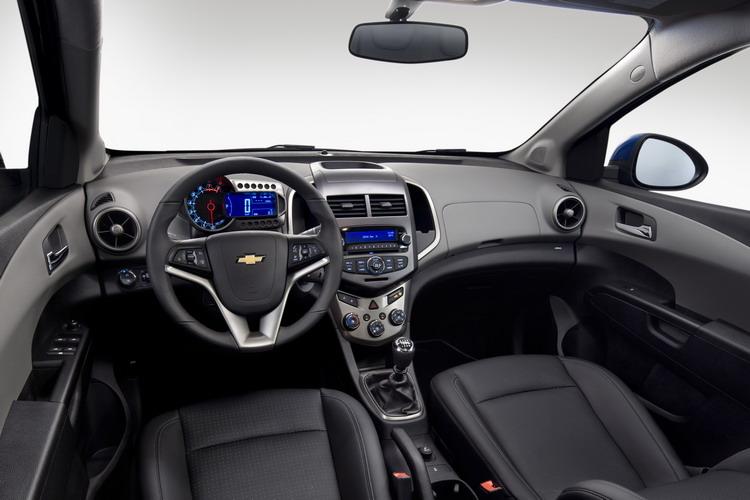 Аренда Chevrolet Aveo