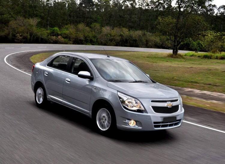 Прокат Chevrolet Cobalt