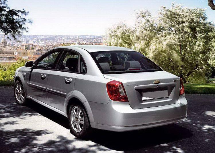 Chevrolet Lacetti фото 2
