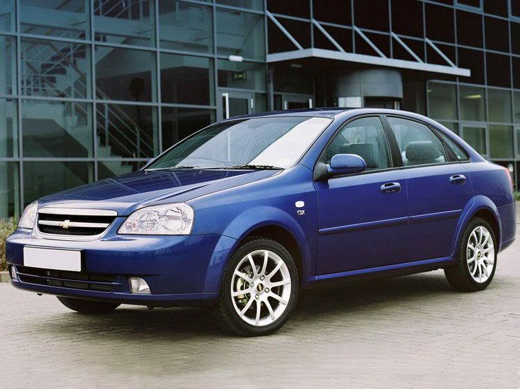 Chevrolet Lacetti фото 4