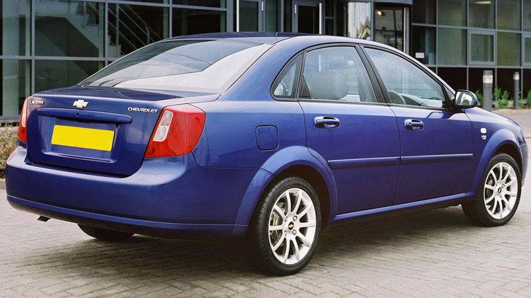 Chevrolet Lacetti фото 5