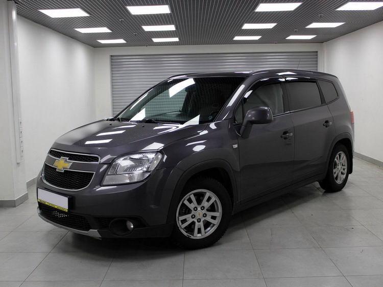 Аренда Chevrolet Orlando