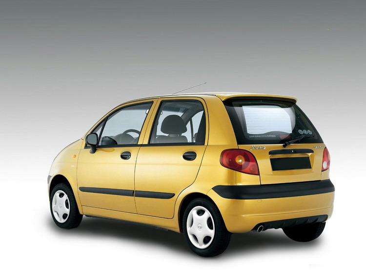 Прокат Daewoo Matiz