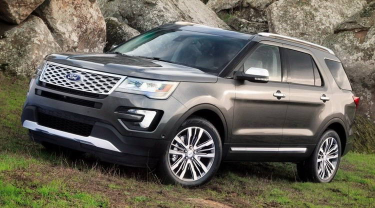 Ford Explorer фото 2