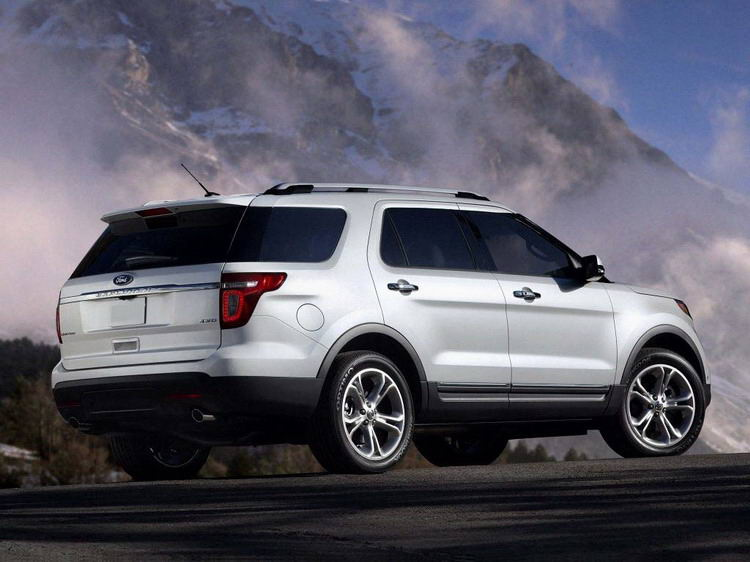 Ford Explorer фото 3