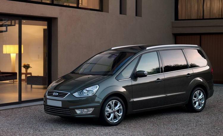 Ford Galaxy фото 1