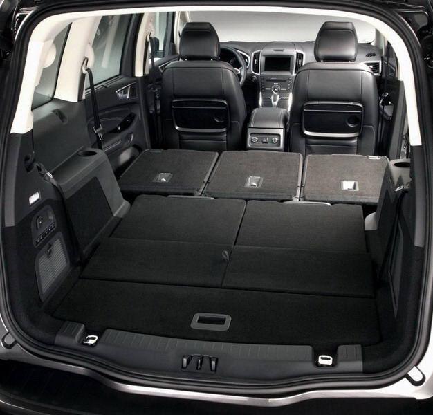 Ford Galaxy фото 5