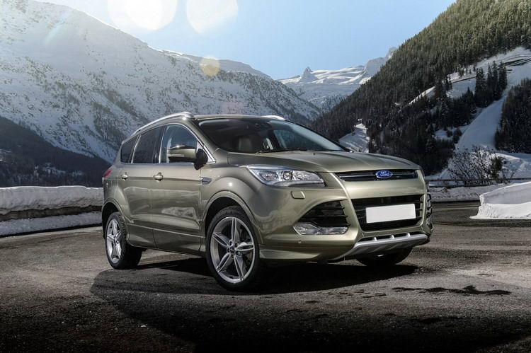 Ford Kuga фото 1