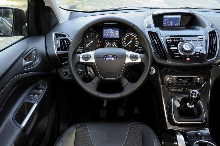 Ford Kuga фото 4