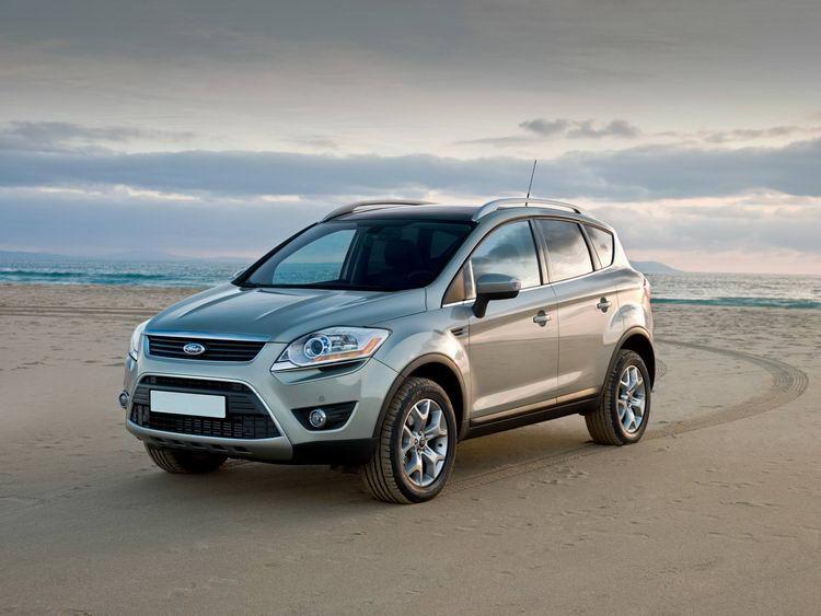 Прокат Ford Kuga