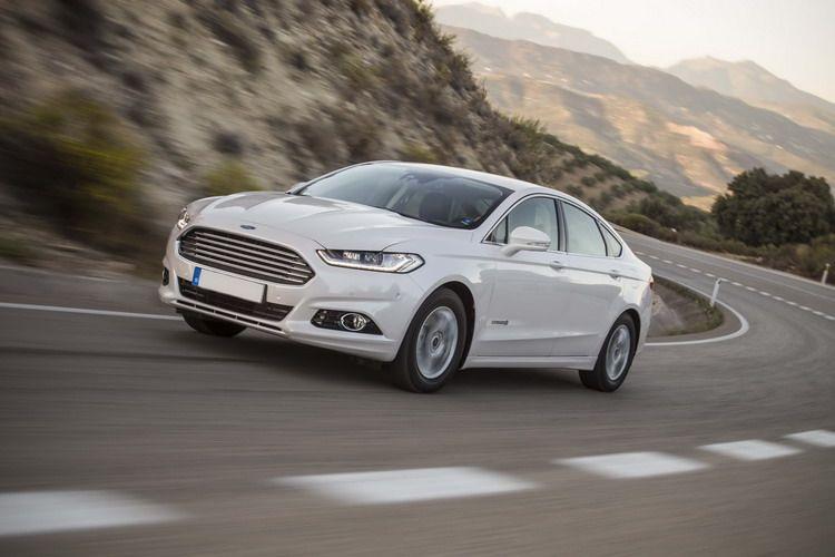 Прокат Ford Mondeo