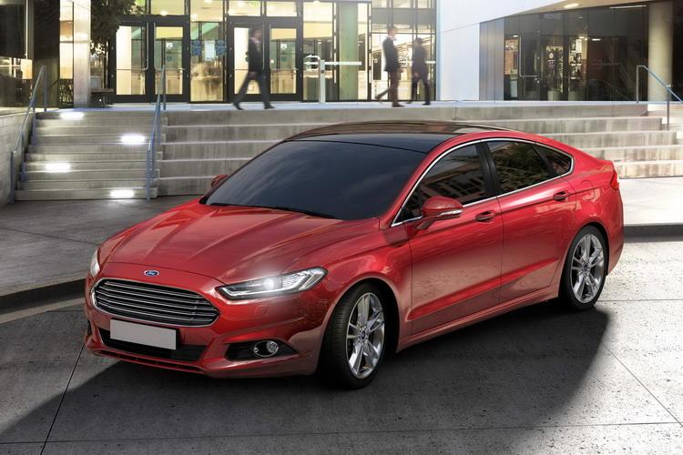Ford Mondeo (Форд) в Крыму без водителя, фото 5