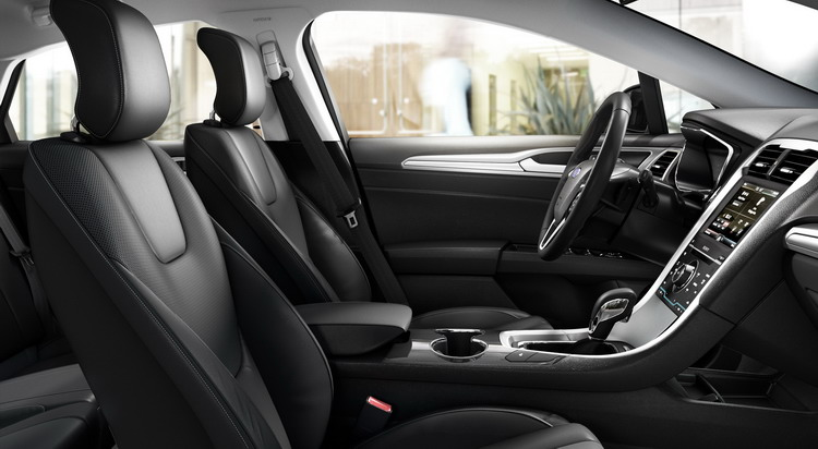 Ford Mondeo фото 5
