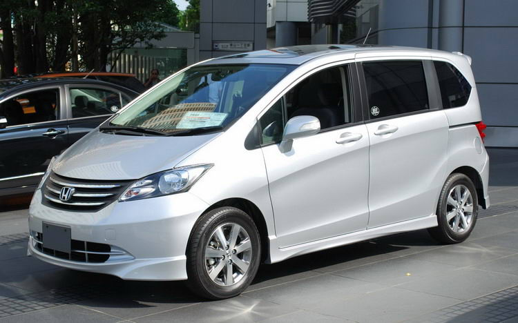 Прокат Honda Freed