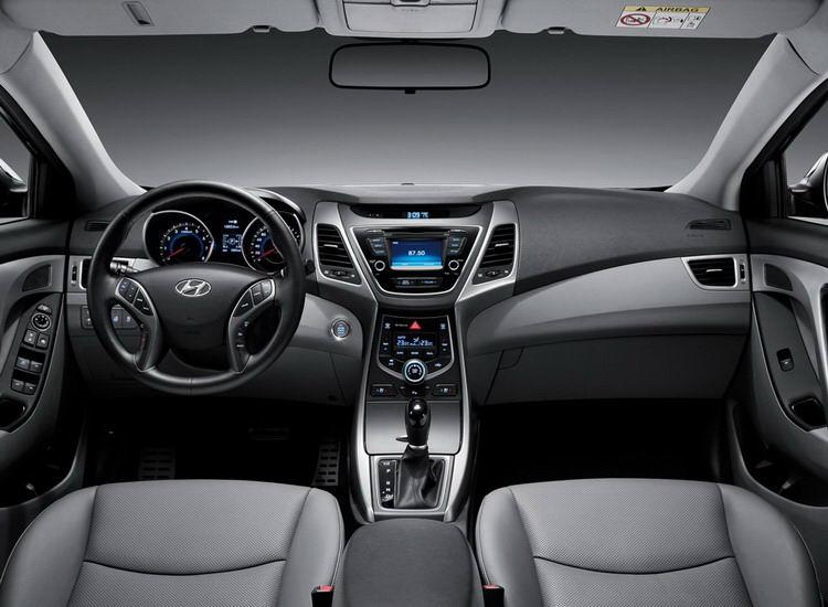 Авто напрокат Hyundai Elantra в Крыму без водителя, фото 5