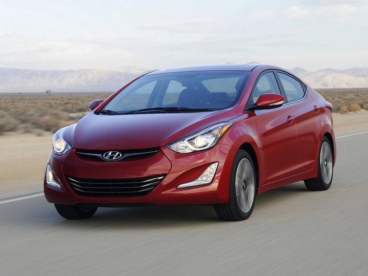 Авто напрокат Hyundai Elantra в Крыму без водителя, фото 3