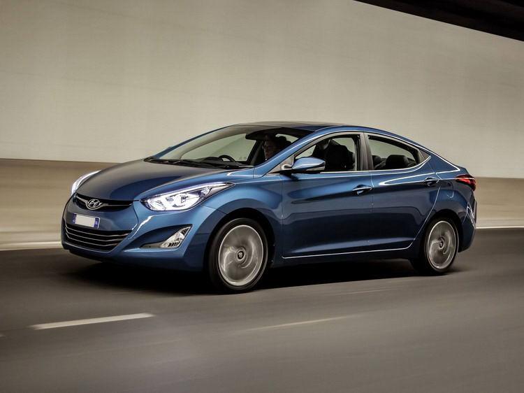 Авто напрокат Hyundai Elantra в Крыму без водителя, фото 9