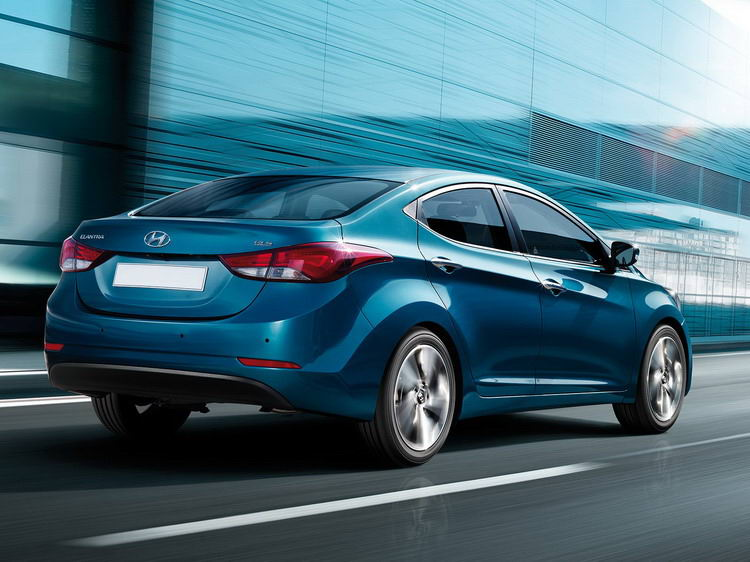 Авто напрокат Hyundai Elantra в Крыму без водителя, фото 11