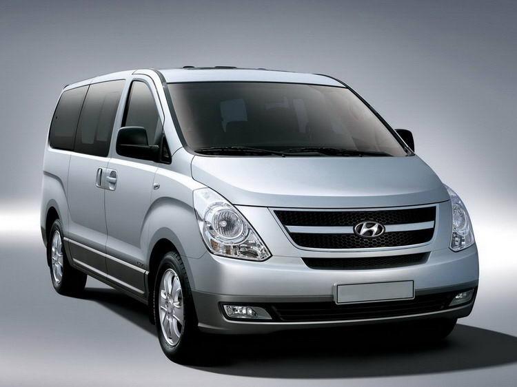 Прокат Hyundai H1