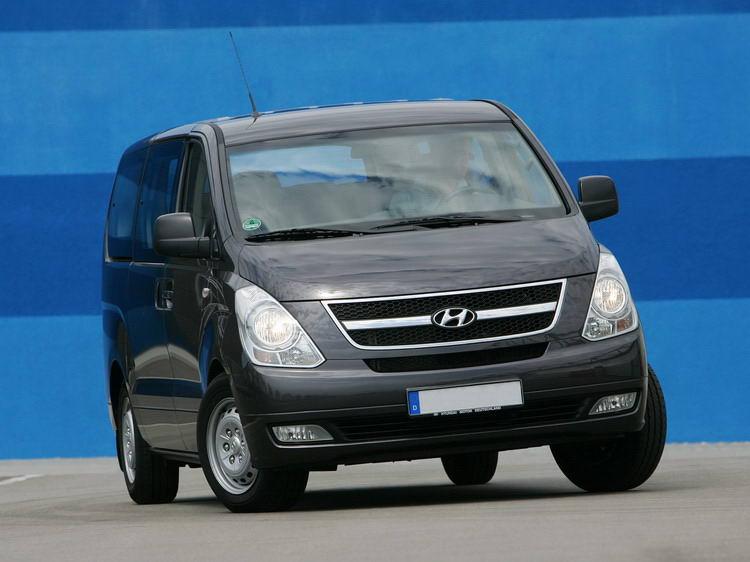 Hyundai H1 фото 2
