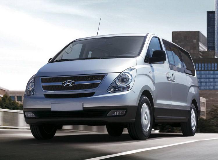 Hyundai H1 фото 4