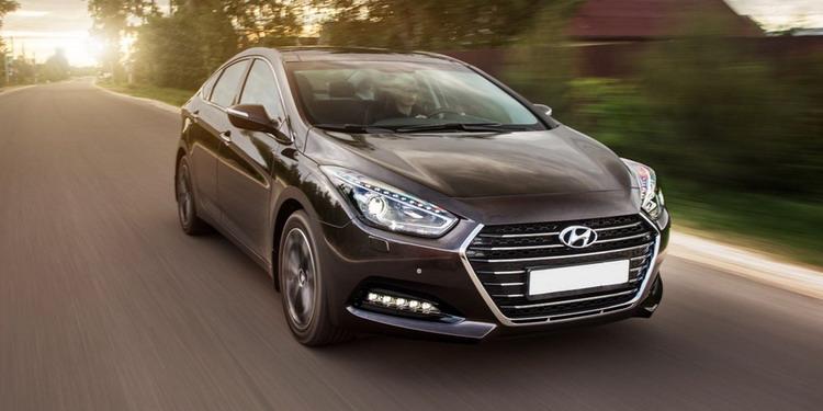 Прокат Hyundai I40 в Крыму