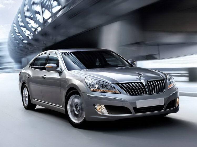 Прокат Hyundai Equus