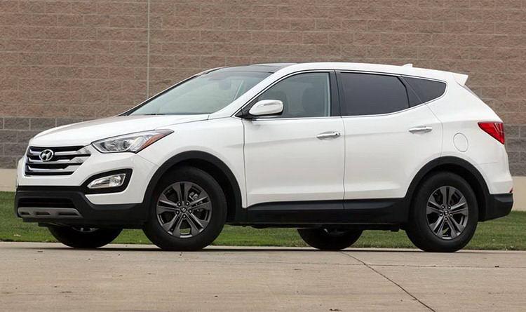 Hyundai Santa Fe фото 2