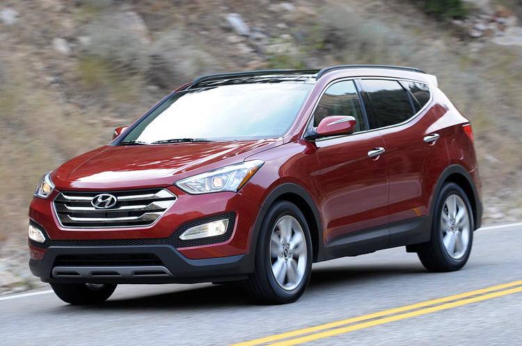 Прокат Hyundai Santa Fe