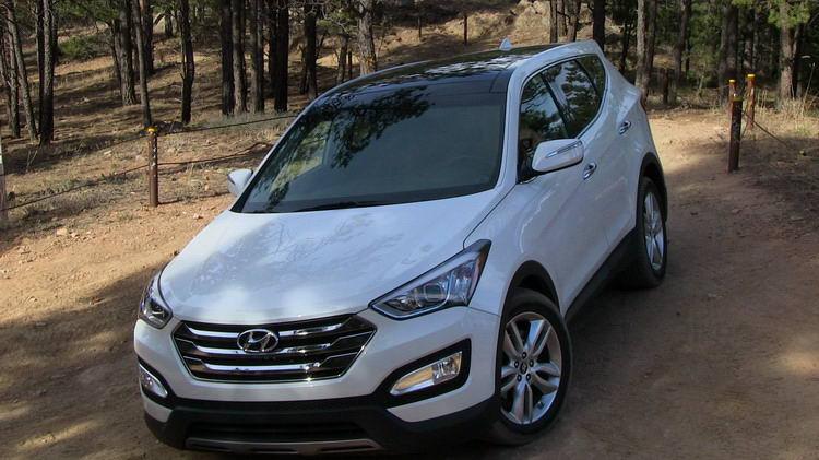 Hyundai Santa Fe 2012-2021 в Крыму без водителя, фото 11